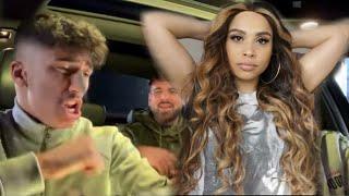 Bin Durchgedreht   MERO   YA HERO YA MERO (Official Albumsnippet) Jenny Extrem Live Reaction