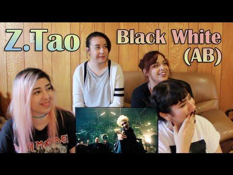 "Z.Tao - ""Black White (AB)"" MV Reaction"