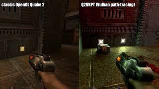 quake 2 ray tracing comparison - Thủ thuật máy tính - Chia