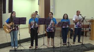 Canto de Comunhão II - Missa de Quarta-feira de Cinzas (06.03.2019)