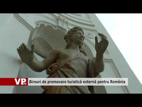 Birouri de promovare turistică externă pentru România