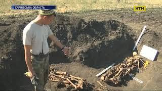 Масове поховання радянських воїнів знайшли на Харківщині