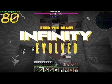 Minecraft: FTB Infinity Evolved - Ep 64 - NanoSuit