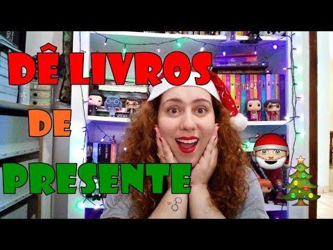 10 LIVROS PARA PRESENTEAR NO NATAL! | Baú Literário