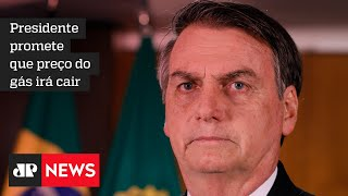 Bolsonaro sanciona lei que muda regras do mercado de gás natural