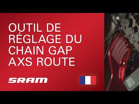 Outil de réglage du Chain Gap AXS Route