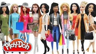 Play Doh Dress Disney Princess Street Styles Inspired Costumes