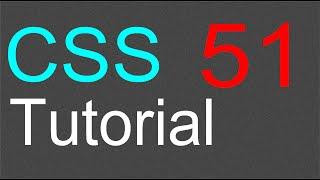 CSS Tutorial for Beginners - 51 - Sibling selector - Selectors Part 4