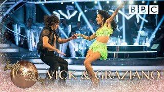 Vick Hope & Graziano Di Prima dance the Jive to Feel It Still - BBC Strictly 2018