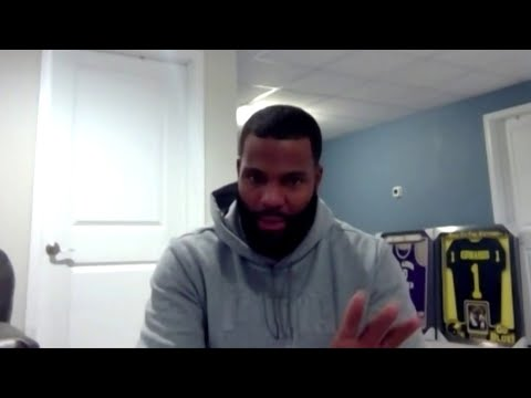 Former Michigan wide receiver Braylon Edwards talks about team's loss to Michigan State