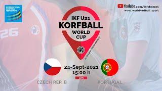 IKF U21 KWC 2021 CZE B – POR