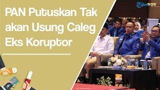 Edy Soeparno Tuturkan PAN Tetap Tak akan Usung Eks Koruptor sebagai Caleg