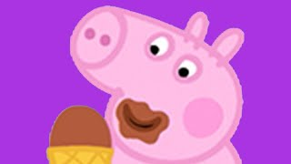 Peppa Pig English Episodes - New Compilation #8 (1 hour) Peppa Pig Official