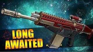 The New Long Awaited Sniper Auto! (Literally) | Destiny 2 Loquitor IV