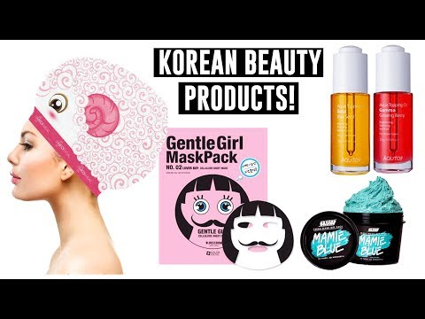 Korean Beauty Products You've Never Seen Before