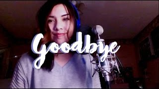 2NE1 - 'GOODBYE' Cover | Cindy Vo