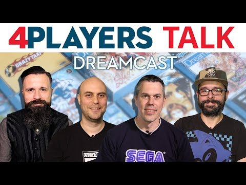 Talk | 20 Jahre Dreamcast - Innovation & Misserfolg