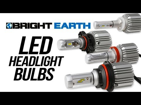 Bright Earth Automotive LED Headlights Bulbs