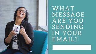 What Image are you Sending in Your Email?