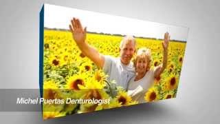 preview picture of video 'Michel Puertas Denturologist-Brossard-La Prairie-St-Hubert-Longueuil-Candiac...(450) 923-7999'
