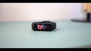 Test: Samsung Galaxy Fit 2 | mein Fazit nach 10 Tagen Nutzung | techloupe