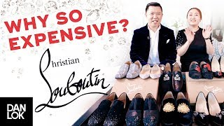 Why Christian Louboutin Shoes Are So Expensive