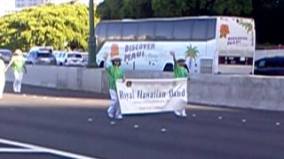 preview picture of video 'MLK 2015 Parade Honolulu'