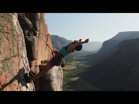 Rock Climber - Directed by Jim Elkin for Roshambo Films