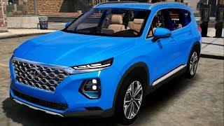 Hyundai Santa Fe 2019 GTA 5