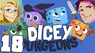 Dicey Dungeons: Jester!  - EPISODE 18 - Friends Without Benefits