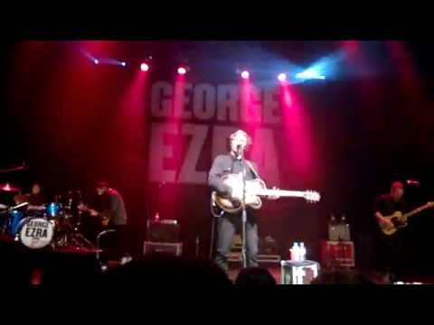 George Ezra - Spectacular Rival - live (HQ)