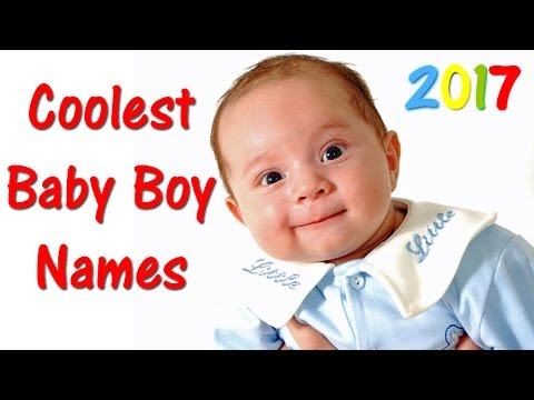 COOLEST BABY BOY NAMES 💙  Best Baby Names 👈