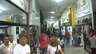 preview picture of video 'Shopping Salto del Guaira Paraguai'