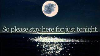 If The Moon Fell Down Tonight - Chase Coy - Lyrics