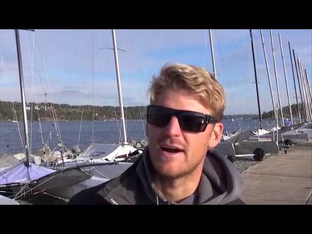 Hårdvindstips, Jesper Stålheim, KSSS, SWE-Sailing Team