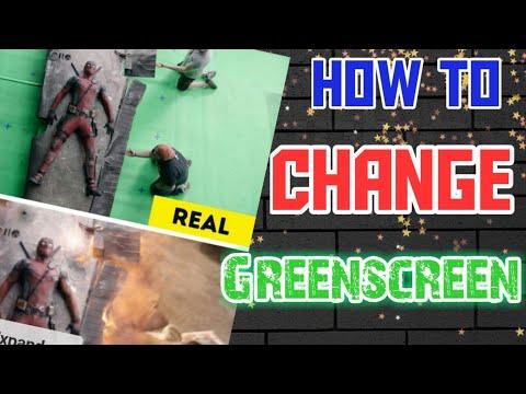 Kinemaster Green Screen