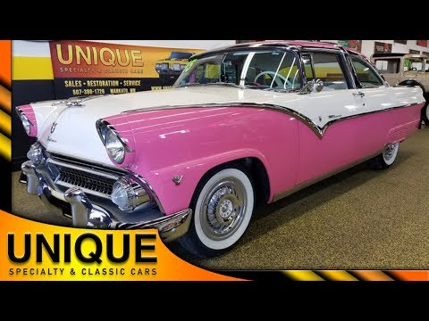 Video of Classic '55 Crown Victoria - $39,900.00 - PW8I