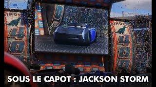 Cars | Sous le Capot avec Jackson Storm | Disney BE