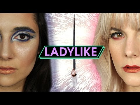 Women Get Harry Potter Makeovers • Ladylike