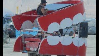 Burning Man - самый крутой фестиваль в США
