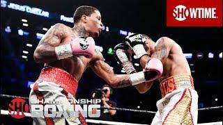 Gervonta Davis defeats Jesus Cuellar via TKO   SHOWTIME CHAMPIONSHIP BOXING