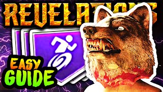 REVELATIONS EASTER EGGS: WOLF HAT GUIDE (PURPLE STAMINUP TUTORIAL & WOLF MASK WALKTHROUGH)