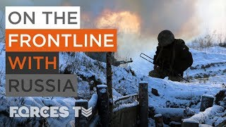 What Are British Troops Doing In Ukraine? • 3 RIFLES | Forces TV