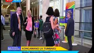 Afrika Mashariki full bulletin Kongamano la Tumbaku