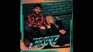 R3HAB & Julie Bergan   Don't Give Up On Me Now (Audio)