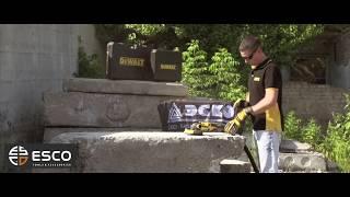 DeWALT DCG414NT - відео 1