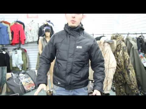 Пуховая куртка Nova Tour «Ангара». Видеообзор.