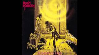 Iron Maiden - Running Free (Audio)