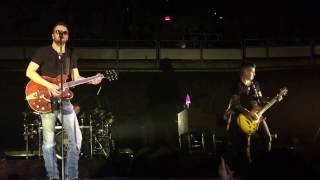 "Eric Church ""Two Pink Lines"" Live in Cleveland 2.27.17 Holdin My Own Tour"