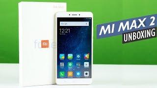 Xiaomi  Mi Max 2 Out Of the Box